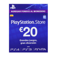 €20 EUR Playstation Gift Card