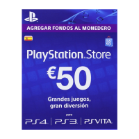 €50 EUR Playstation Gift Card