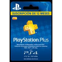 PSN Plus 12 Meses España
